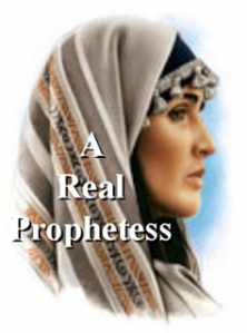 Huldah, The Prophetess - 2 Kings 22 verses 14-20